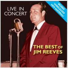 The Best of Jim Reeves Live In                 Concert