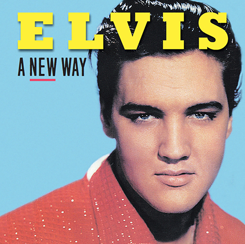 Elvis A                         New Way cover