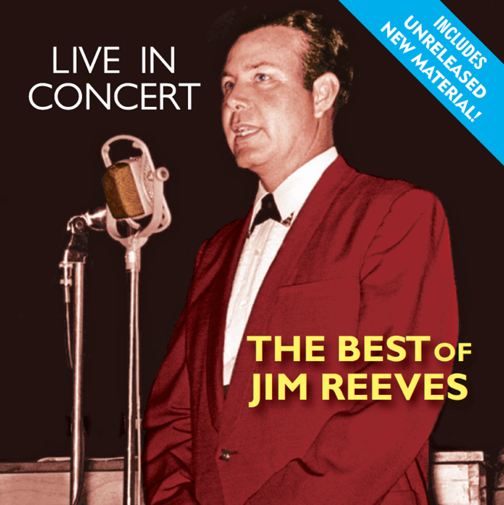 Best of Jim Reeves Live In Concert