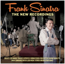 Sinatra the New Recordings cover